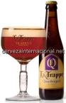 La Trappe Quadrupel - Cerveza Holandesa Abadia Trapense 33cl