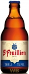 SAINT FEUILLIEN TRIPLE Botella cerveza 33cl - 8.5º