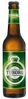 TUBORG Botella cerveza 33cl - 5º