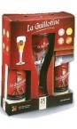 LA GUILLOTINE Estuche 2 botellas 75cl más 1 copa