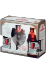 TEMPELIER 2X33CL + 1 COPA Estuche Cerveza 33 Cl - 6%