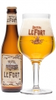 LEFORT TRIPEL Botella cerveza 33cl - 8.8º