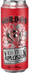 GORDON XPLOSION RED FRUIT Lata cerveza 50cl - 11ª
