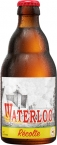 WATERLOO RECOLTE BLONDE Botella cerveza 33cl - 6º