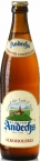 ANDECHS WEISSBIER ALKOHOLFREI Botella cerveza 50cl - 0.5º