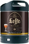 Leffe Royale - Barril cerveza 6 Litros Perfect Draft