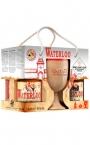 WATERLOO 4X33CL + VASO CALIZ Estuche Cerveza 33 Cl