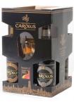 GOUDEN CAROLUS 4X33CL + 1 COPA Estuche Cerveza 33 Cl