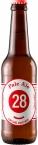 CAULIER 28 PALE ALE Botella Cerveza 33 Cl - 5%