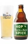BLANCHE DE NAMUR HOP N SPICE Botella Cerveza 33 Cl - 4.5%