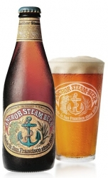Anchor Steam Beer - Cerveza Estados Unidos 35.5cl