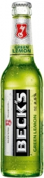 Becks Green Lemon - Cerveza Alemana Radler 33cl