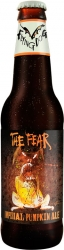 Flying Dog The Fear Imperial Pumpkin Ale - Cerveza Estados Unidos Calabaza 35,5cl