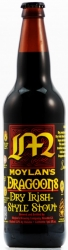 Moylans Dragoons Dry Irish Stout - Cerveza Estados Unidos Dy Stout 65cl