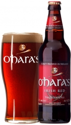 O´Hara´s Irish Red - Cerveza Irlandesa Ale Roja 33cl