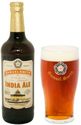Samuel Smith's India - Cerveza Inglesa Ale 55cl
